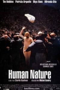 Caratula, cartel, poster o portada de Human Nature