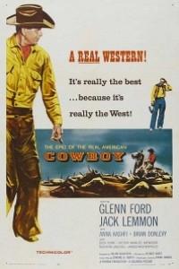 Caratula, cartel, poster o portada de El Cowboy