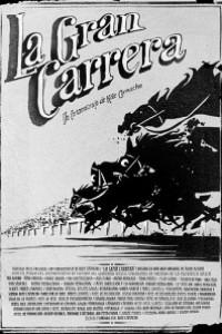 Caratula, cartel, poster o portada de La gran carrera