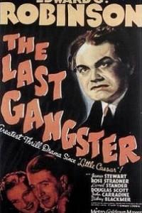 Caratula, cartel, poster o portada de El último gángster