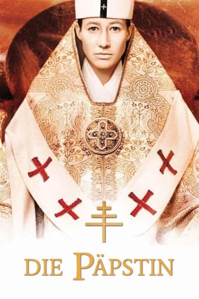 Caratula, cartel, poster o portada de La mujer Papa (La Pontífice)