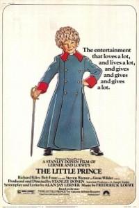 Caratula, cartel, poster o portada de El pequeño príncipe