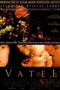Caratula, cartel, poster o portada de Vatel