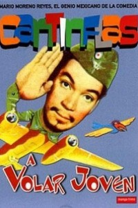 Caratula, cartel, poster o portada de ¡A volar joven!