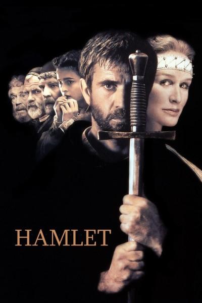 Caratula, cartel, poster o portada de Hamlet, el honor de la venganza