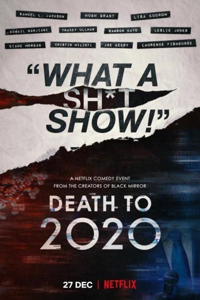 Caratula, cartel, poster o portada de A la mierda el 2020