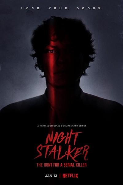 Caratula, cartel, poster o portada de Acosador nocturno: A la caza de un asesino en serie