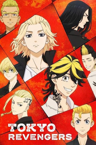 Caratula, cartel, poster o portada de Tokyo Revengers
