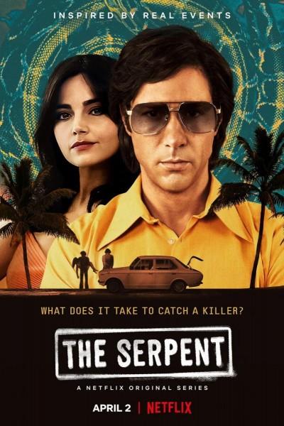 Caratula, cartel, poster o portada de The Serpent