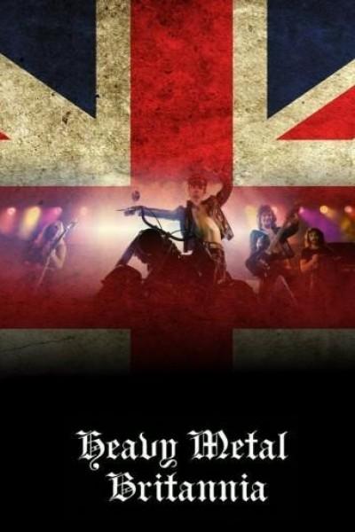 Caratula, cartel, poster o portada de Heavy Metal Britannia