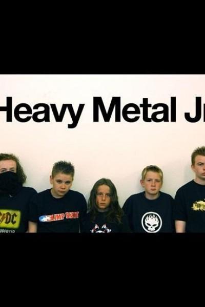 Caratula, cartel, poster o portada de Heavy Metal Jr.