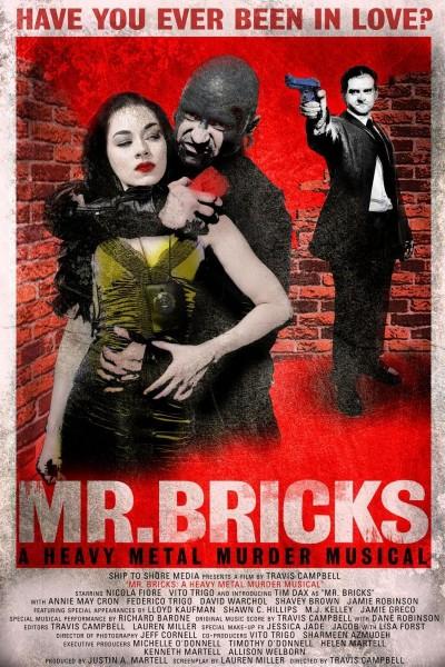 Caratula, cartel, poster o portada de Mr. Bricks: A Heavy Metal Murder Musical