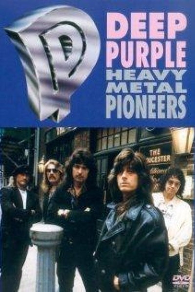 Caratula, cartel, poster o portada de Deep Purple: Heavy Metal Pioneers