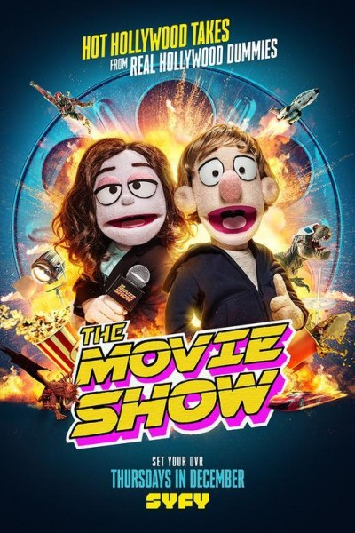 Caratula, cartel, poster o portada de The Movie Show