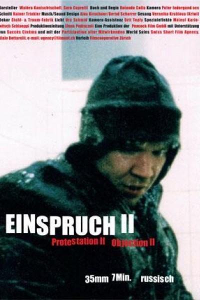 Caratula, cartel, poster o portada de Einspruch II