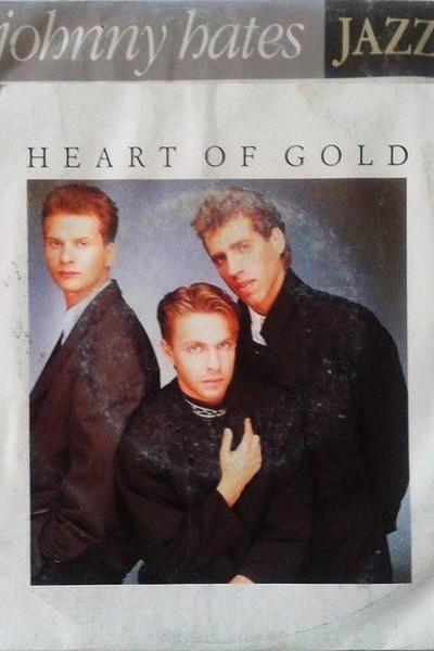 Caratula, cartel, poster o portada de Johnny Hates Jazz: Heart of Gold (Vídeo musical)