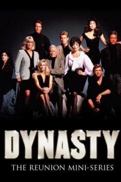 Caratula, cartel, poster o portada de Dynasty: The Reunion