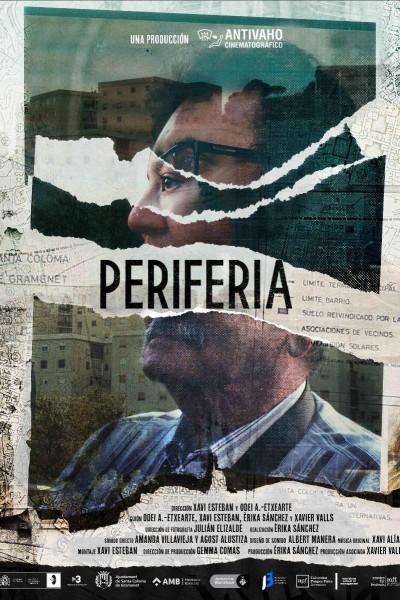 Caratula, cartel, poster o portada de Periferia
