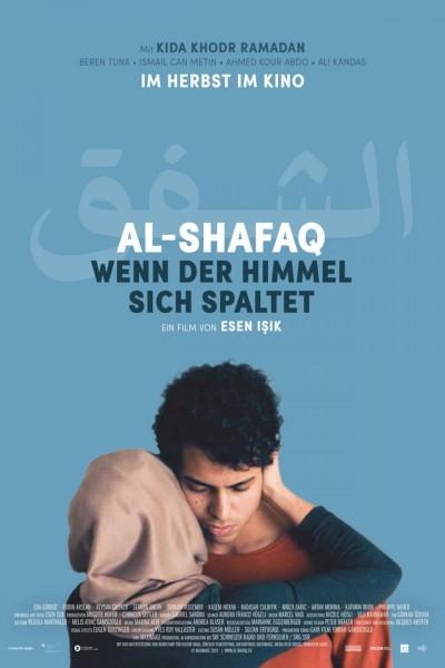 Caratula, cartel, poster o portada de Al-Shafaq: When Heaven Divides