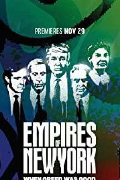 Caratula, cartel, poster o portada de Imperios de Nueva York