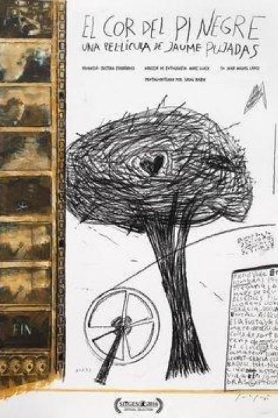 Caratula, cartel, poster o portada de El cor del pi negre