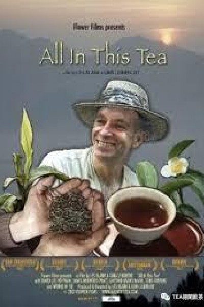 Caratula, cartel, poster o portada de All in This Tea