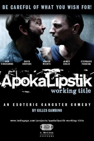Caratula, cartel, poster o portada de Apokalipstik: Working Title
