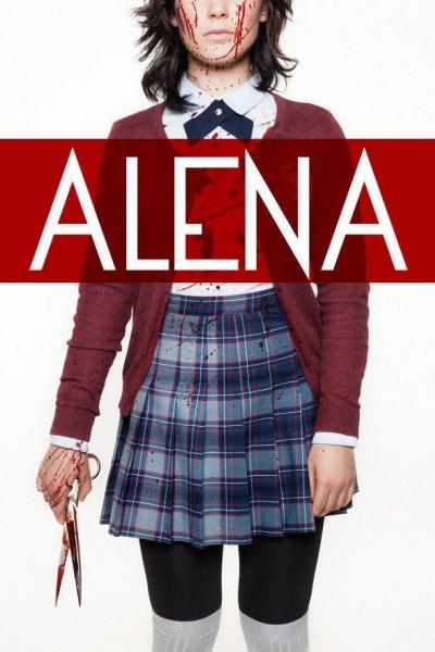 Caratula, cartel, poster o portada de Alena