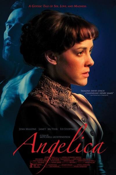 Caratula, cartel, poster o portada de Angelica