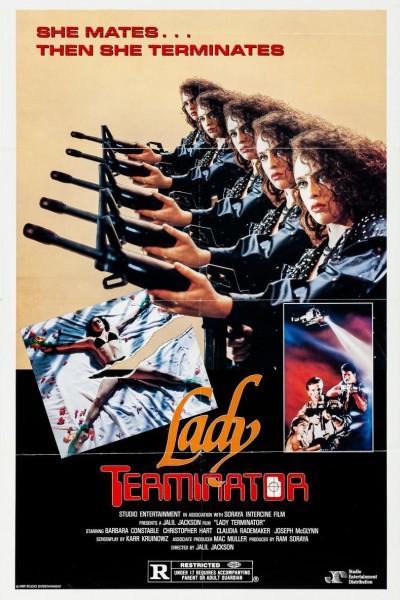 Caratula, cartel, poster o portada de Lady Terminator