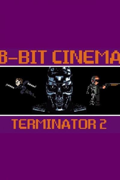 Caratula, cartel, poster o portada de 8 Bit Cinema: Terminator 2