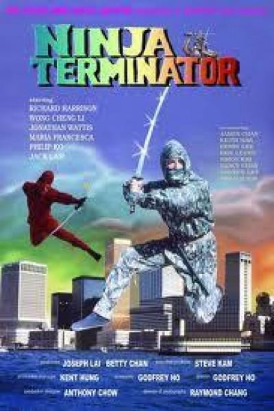 Caratula, cartel, poster o portada de Ninja Terminator