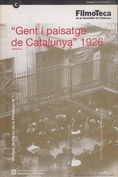 Caratula, cartel, poster o portada de Gent i paisatge de Catalunya