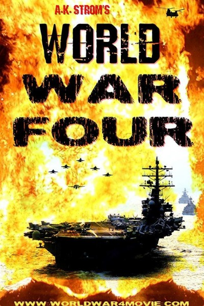 Caratula, cartel, poster o portada de World War Four