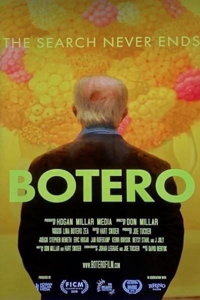 Caratula, cartel, poster o portada de Botero