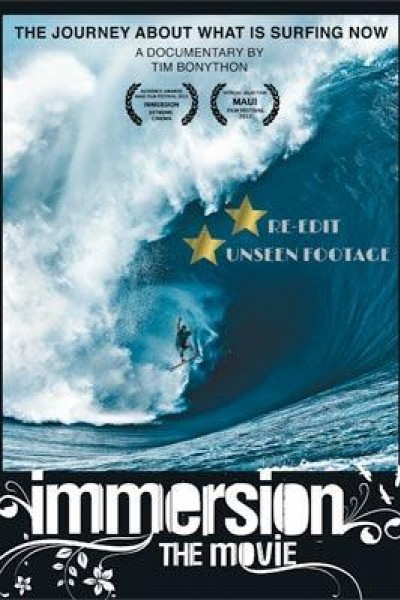 Caratula, cartel, poster o portada de Immersion. The Movie