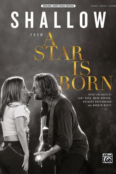 Caratula, cartel, poster o portada de Lady Gaga & Bradley Cooper: Shallow (Vídeo musical)