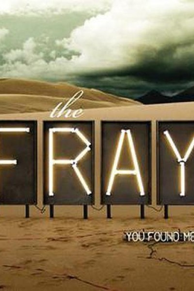 Caratula, cartel, poster o portada de The Fray: You Found Me (Vídeo musical)
