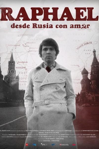 Caratula, cartel, poster o portada de Raphael desde Rusia con amor