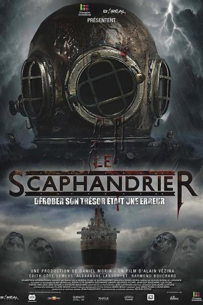 Caratula, cartel, poster o portada de Le scaphandrier