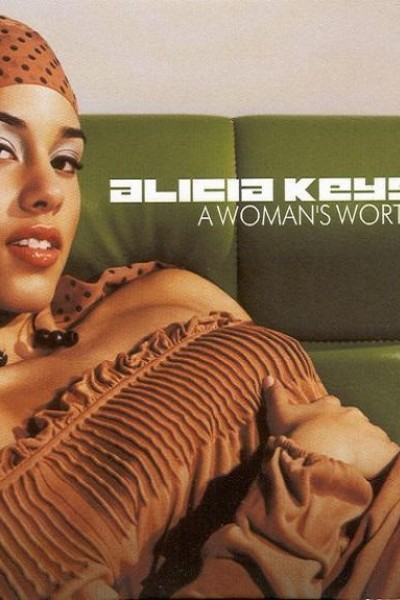 Caratula, cartel, poster o portada de Alicia Keys: A Woman\'s Worth (Vídeo musical)