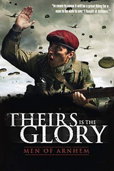 Caratula, cartel, poster o portada de Theirs Is the Glory