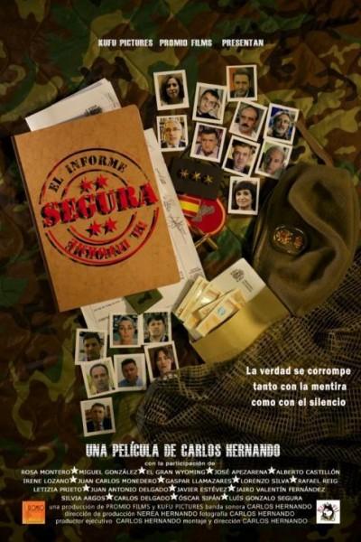 Caratula, cartel, poster o portada de El informe segura