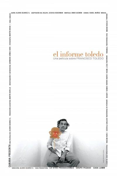 Caratula, cartel, poster o portada de El informe Toledo