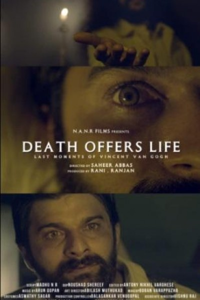 Caratula, cartel, poster o portada de Death Offers Life - Last Moments of Vincent Van Gogh