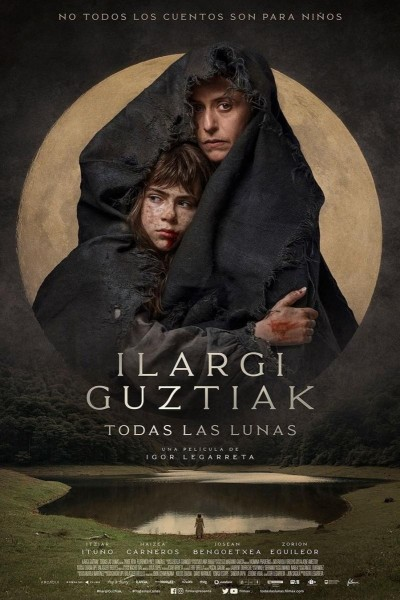 Caratula, cartel, poster o portada de Ilargi Guztiak. Todas las lunas