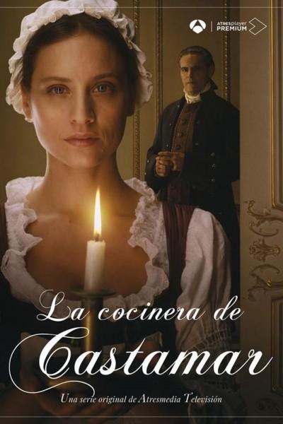 Caratula, cartel, poster o portada de La cocinera de Castamar