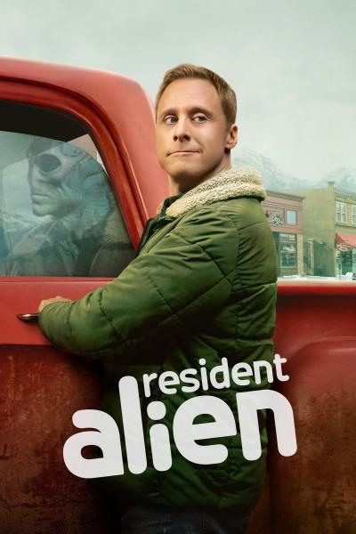 Caratula, cartel, poster o portada de Resident Alien