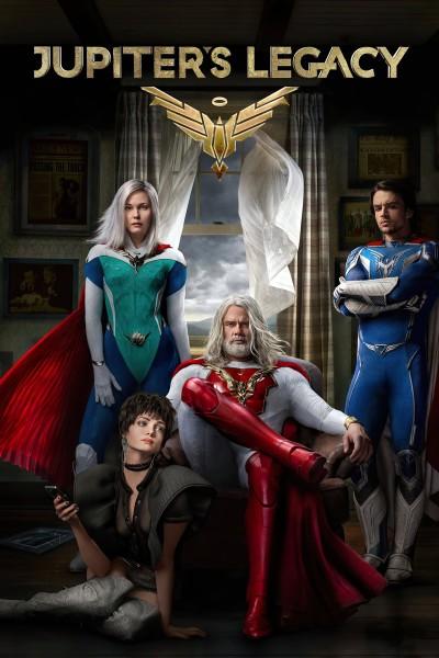 Caratula, cartel, poster o portada de Jupiter\'s Legacy