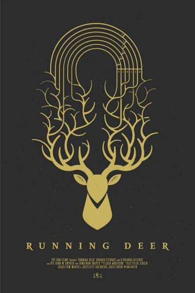 Caratula, cartel, poster o portada de Running Deer